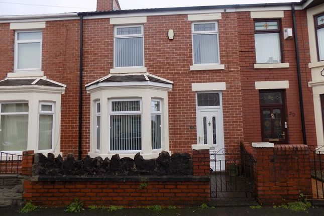 Thumbnail Terraced house for sale in St. Pauls Road, Port Talbot, Neath Port Talbot.