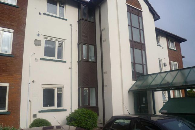 Thumbnail Flat to rent in Reeves Court, Canterbury Gardens, Salford