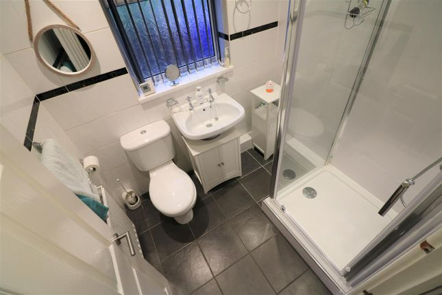 Shower Room of Greenmoor Avenue, Fegg Hayes, Stoke-On-Trent ST6