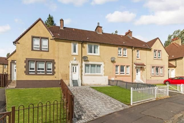 Thumbnail 2 bed terraced house for sale in Croftpark Crescent, Blantyre, Glasgow, South Lanarkshire