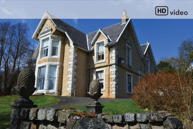 Thumbnail Detached house for sale in Shore Road, Cove, Helensburgh