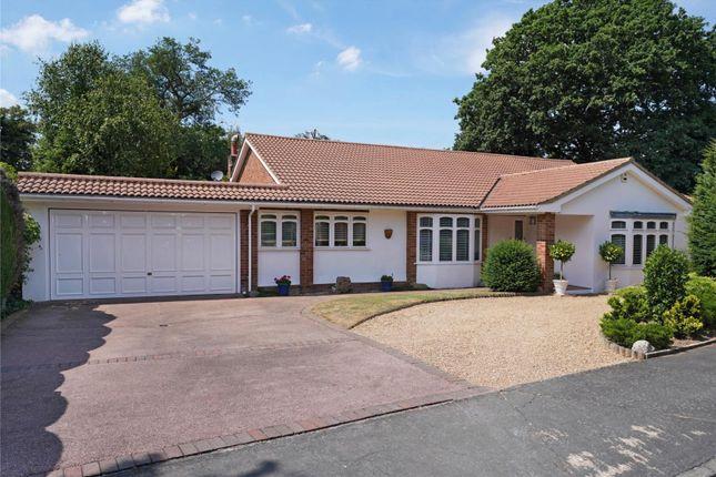 Thumbnail Detached bungalow for sale in Earleswood, Fairmile Lane, Cobham, Surrey