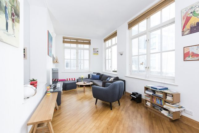 Thumbnail Flat to rent in Strype Street, Spitalfields, London