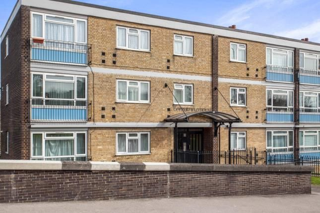 Thumbnail Flat for sale in Copperfield House, New Road, Chatham, Kent