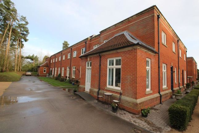 Thumbnail Terraced house for sale in Carnarvon Court, Bretby, Burton-On-Trent