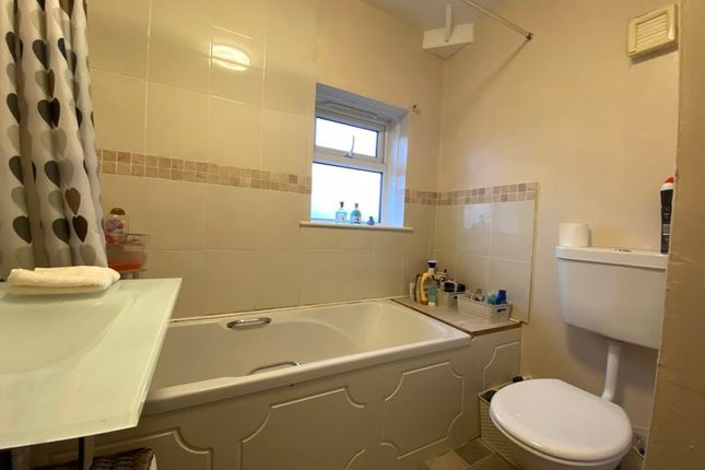 Bathroom of Abbots Road, Abbey Hulton, Stoke-On-Trent, Staffordshire ST2