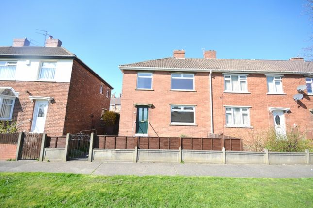Thumbnail Terraced house to rent in Pennine Avenue, Chester Le Street