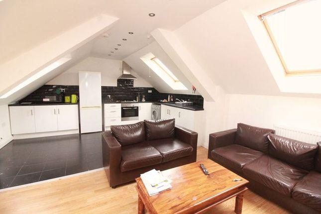 Thumbnail Maisonette to rent in Fenham Road, Arthurs Hill, Newcastle Upon Tyne