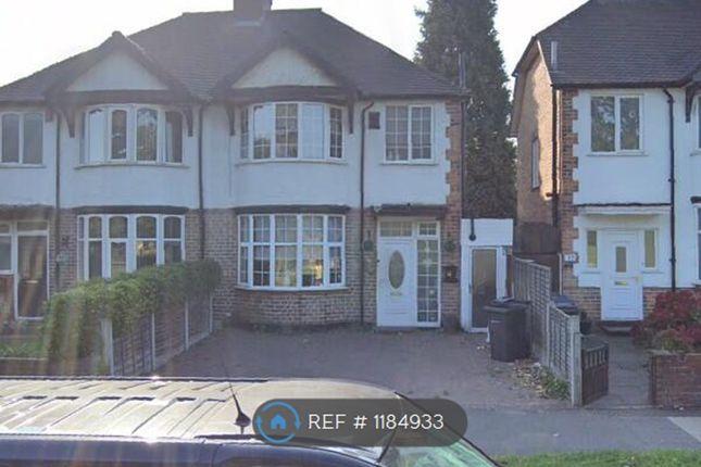 Thumbnail Semi-detached house to rent in Eachelhurst Road, Birmingham