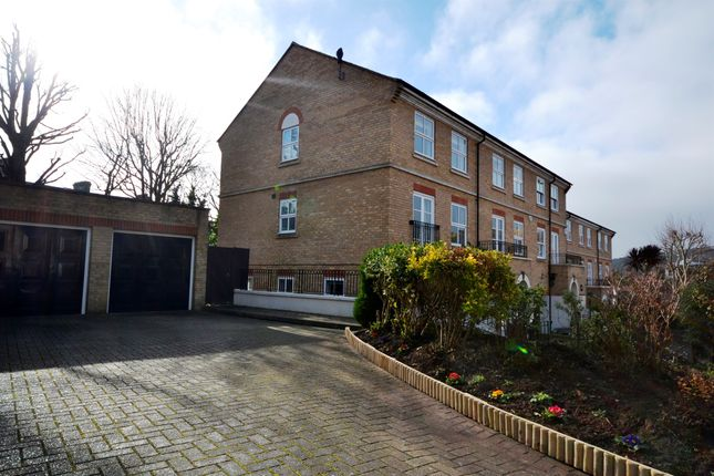 Thumbnail Town house for sale in Richmond Place, Eastbourne