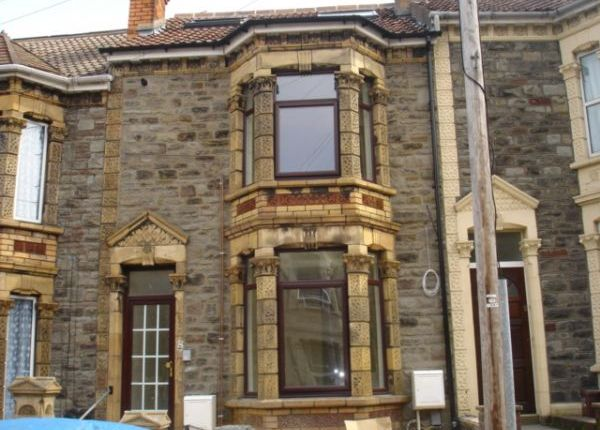 Thumbnail Flat to rent in Cossham Road, St. George, Bristol