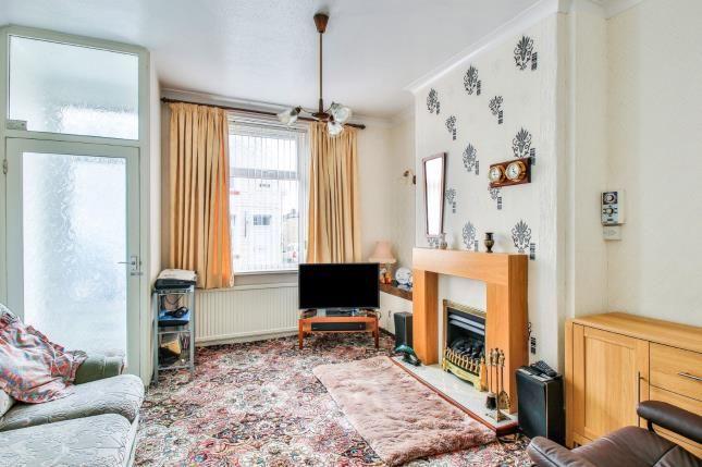 Lounge of Oak Street, Burnley, Lancashire BB12