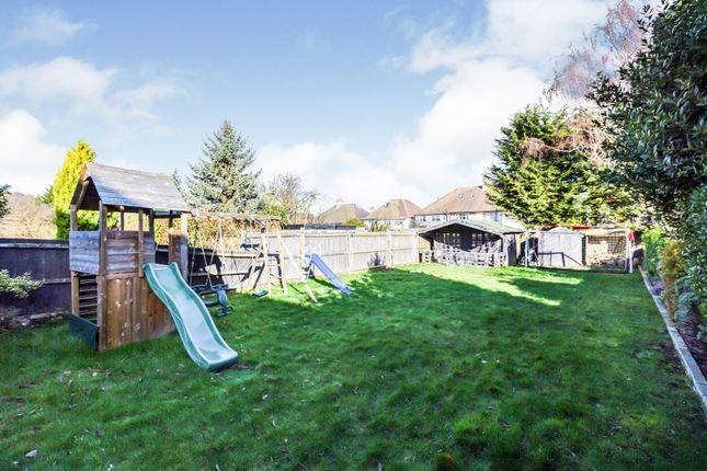Rear Garden of Romany Rise, Orpington BR5