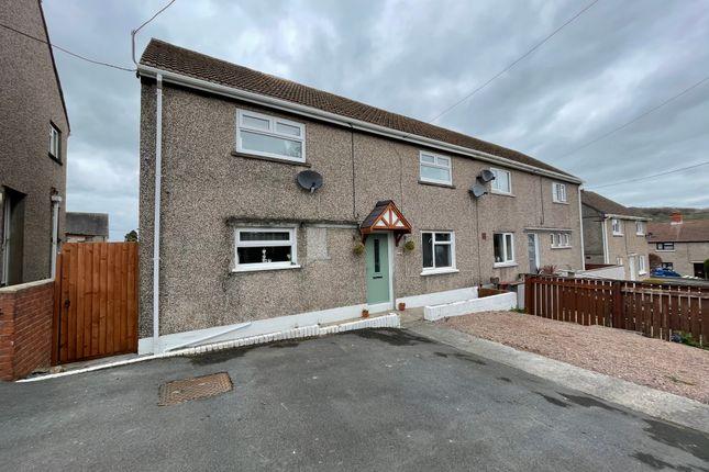 Thumbnail Semi-detached house for sale in Bron Yr Ynn, Drefach, Llanelli
