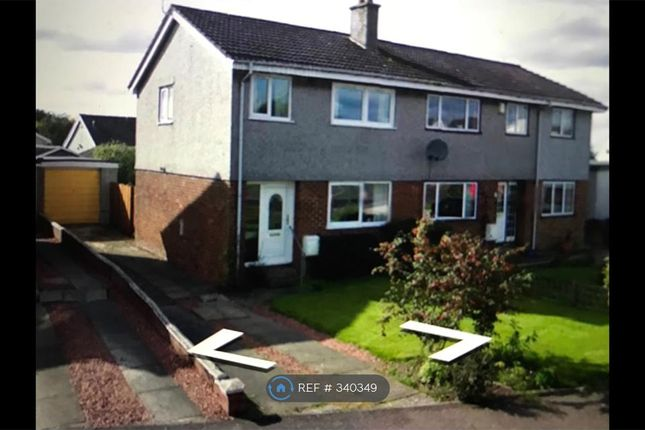 Thumbnail Semi-detached house to rent in Jasmine Way, Carluke