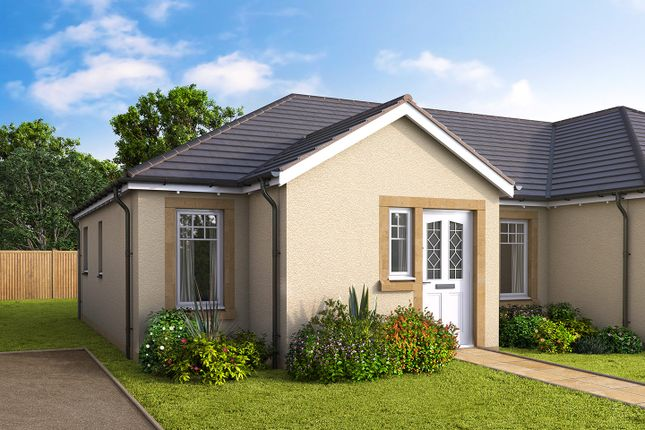 Thumbnail Semi-detached bungalow for sale in Waterside Road, Peterhead, Aberdeenshire