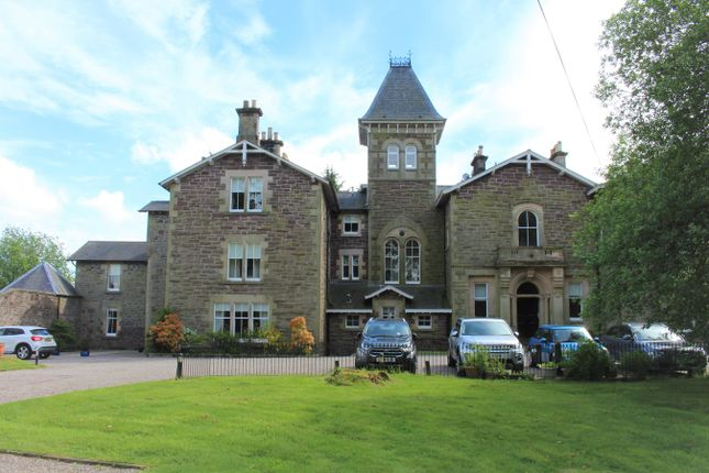 Thumbnail Flat for sale in Perth Road, Dunblane