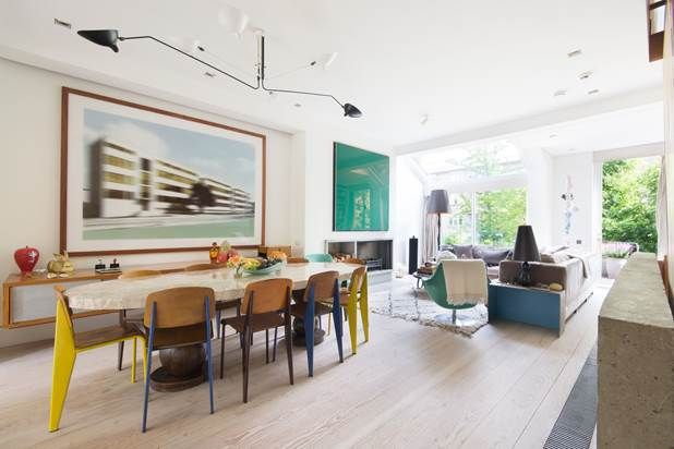 Thumbnail Property for sale in Leamington Road Villas, London