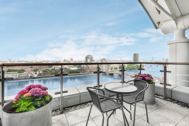 4 bed flat for sale in St. George Wharf, London SW8
