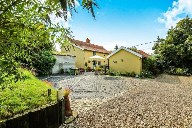 Thumbnail Detached house for sale in Kenninghall, Norwich, Norfolk