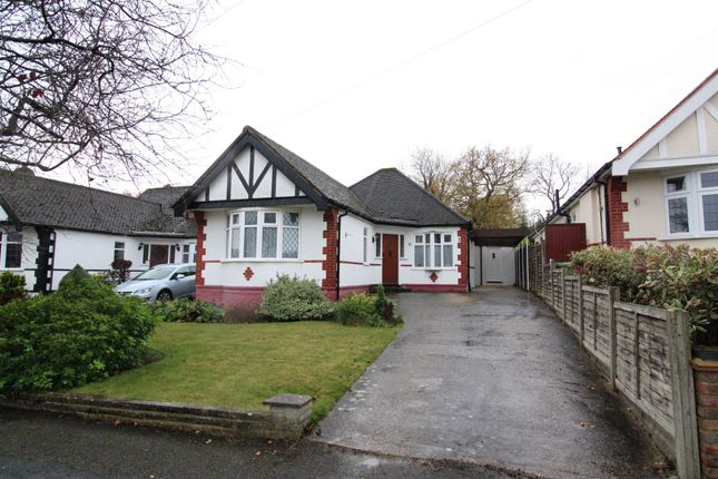 2 bed detached bungalow for sale in Elmroyd Avenue, Potters Bar EN6
