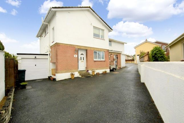 Thumbnail Semi-detached house for sale in Taylor Road, Saltash, Cornwall