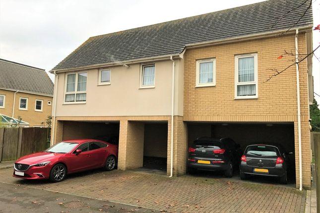 Thumbnail Flat for sale in Shamblehurst Lane South, Hedge End, Southampton