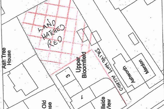 Thumbnail Land for sale in Winterfield Road, Paulton, Bristol