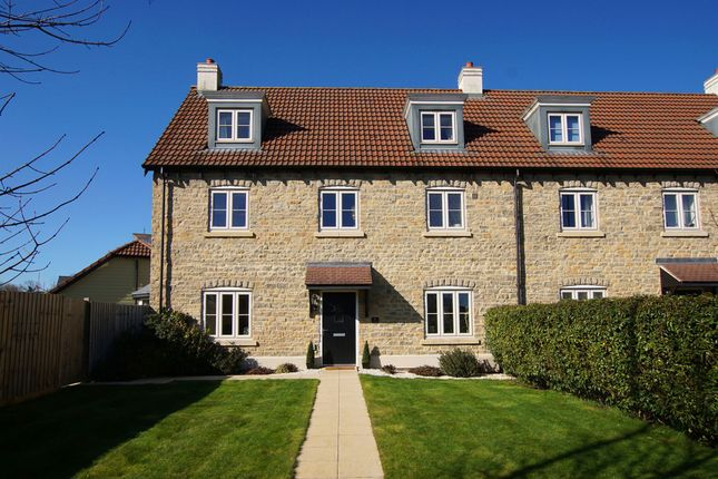 4 bed end terrace house for sale in Drovers Way, Chipping Sodbury, Bristol BS37