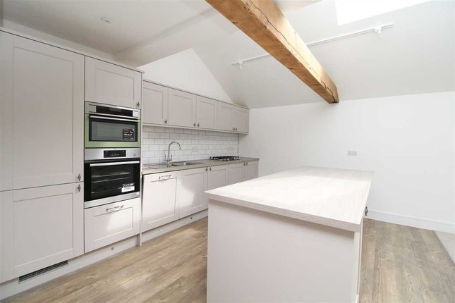 Thumbnail Flat for sale in The Old Maltings, Lower Street, Stratford St. Mary, Colchester