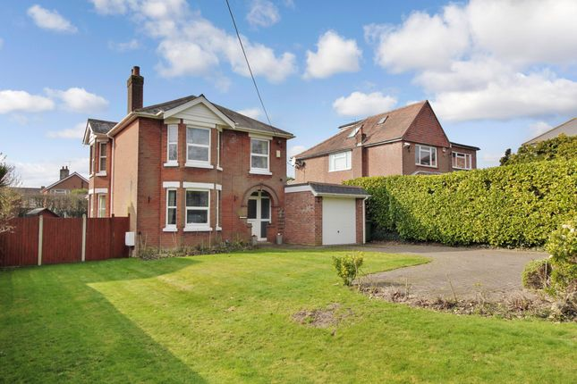 Thumbnail Detached house for sale in Kanes Hill, Southampton, Hampshire