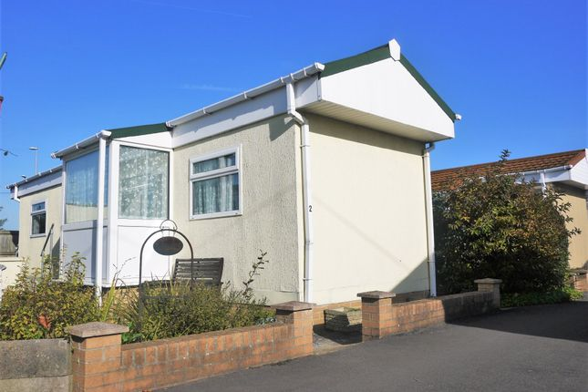 Thumbnail Mobile/park home for sale in Paddock Park, Worle, Weston-Super-Mare