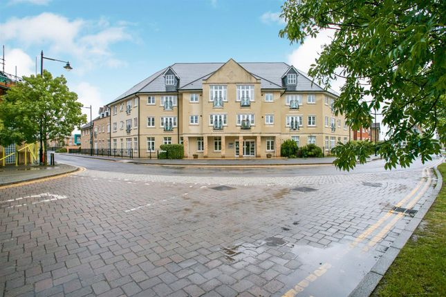 Flat for sale in Sackville Way, Great Cambourne, Cambridge