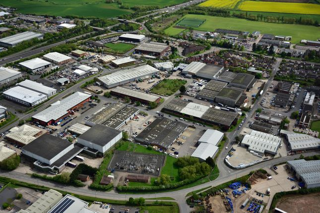 Thumbnail Industrial to let in Unit 4A, Delta Drive, Tewkesbury Business Park, Tewkesbury