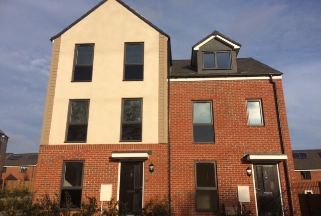 Semi-detached house for sale in Old Saffron Lane, Aylestone, Leicester