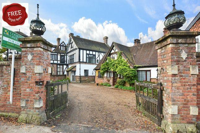 Thumbnail Semi-detached house for sale in Station Road, Billingshurst