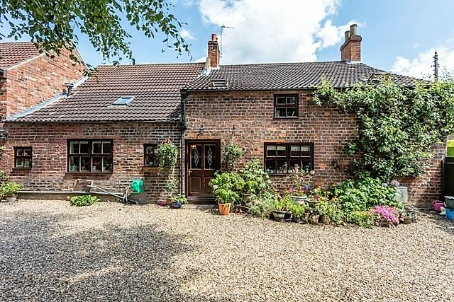 Thumbnail Detached house for sale in High Street, Wootton, Ulceby