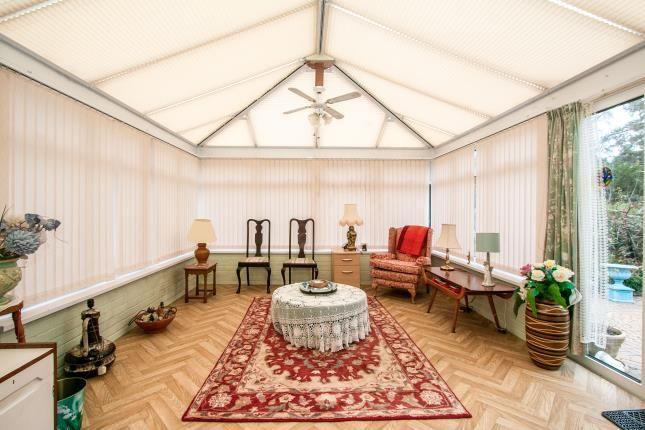 Conservatory of Grosvenor Close, Ashley Heath, Ringwood BH24