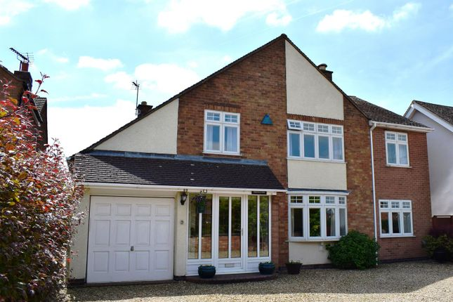Thumbnail Detached house for sale in Main Street, Frolesworth, Lutterworth
