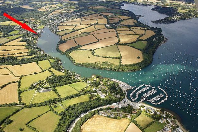 Aerial Location of Mylor Bridge, Nr Truro And Falmouth, Cornwall TR11