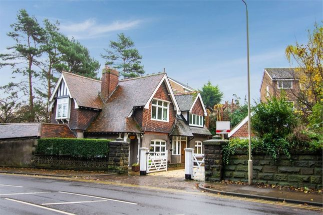 Thumbnail Detached house for sale in Valley Road, Scarborough, North Yorkshire