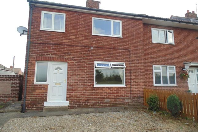 Thumbnail Semi-detached house to rent in St. Ives Place, Murton, Seaham