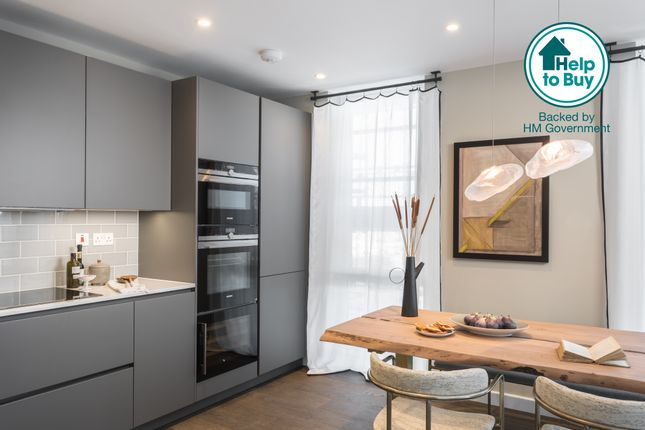 Thumbnail Flat for sale in Bollo Lane W4, London,
