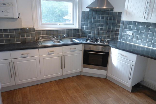 Thumbnail Flat to rent in Grange Road, West Kirby, Wirral