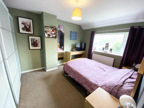 Bedroom One of Gwernaffield Road, Mold, Flintshire CH7