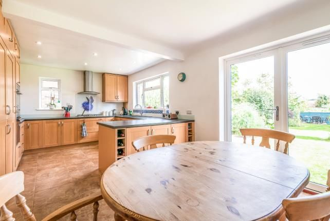 Thumbnail Detached house for sale in Mill Drive, Henfield, West Sussex