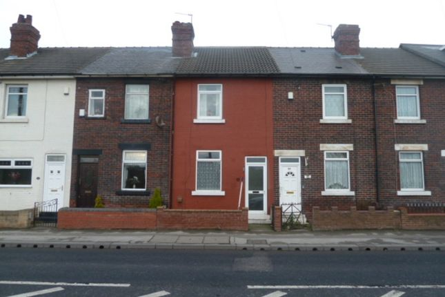 Thumbnail Terraced house to rent in Wombwell Lane, Barnsley