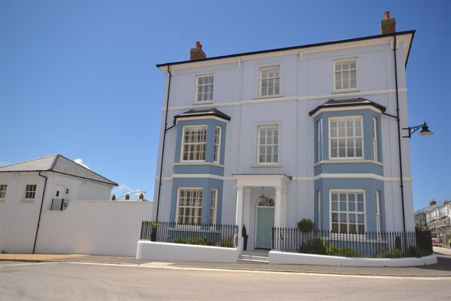 Thumbnail Detached house for sale in Crown Street West, Poundbury, Dorchester