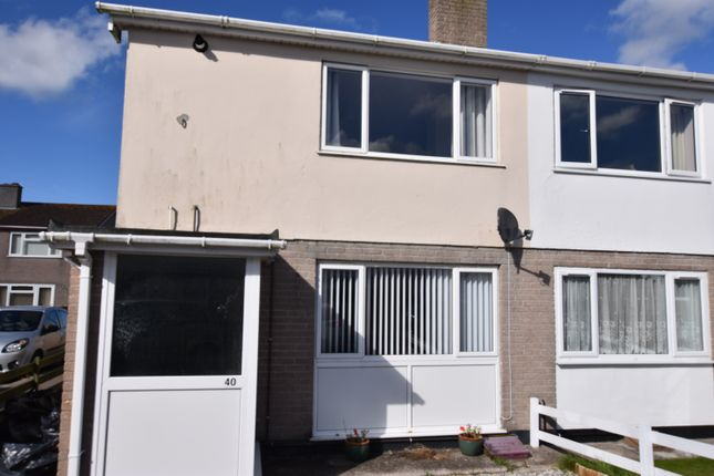 Thumbnail End terrace house for sale in Bosvean Gardens, Paynters Lane