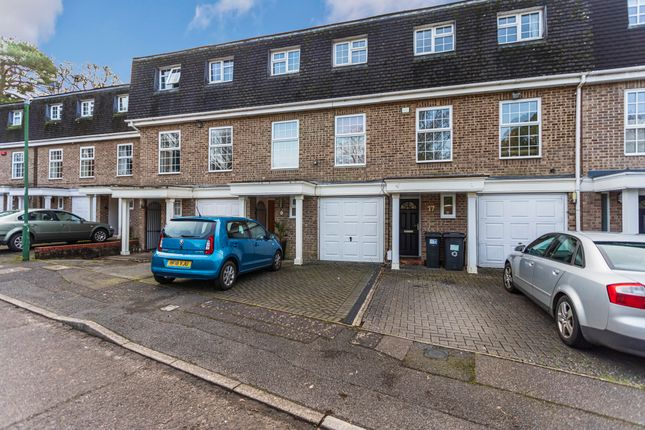 Thumbnail Terraced house for sale in Silchester Close, Bournemouth
